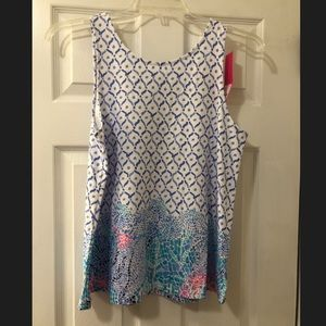 Lilly Pulitzer Tops - NWT! Lilly Pulitzer tank